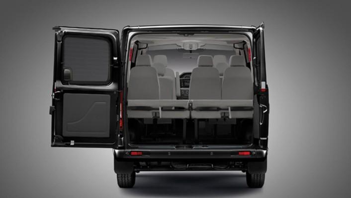 MG V80 2020 Interior 005