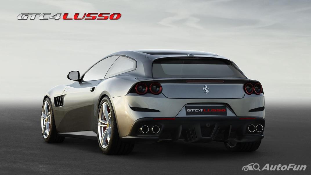 2020 Ferrari GTC4Lusso 6.2 V12 Exterior 010