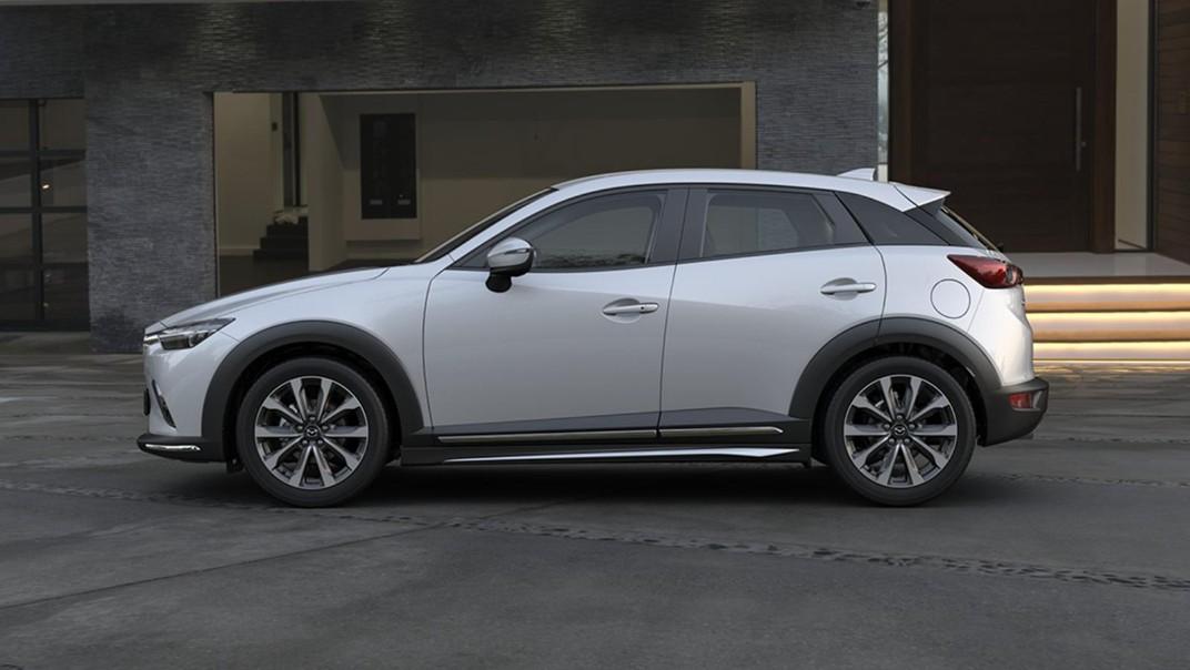 Mazda CX-3 2020 Exterior 009