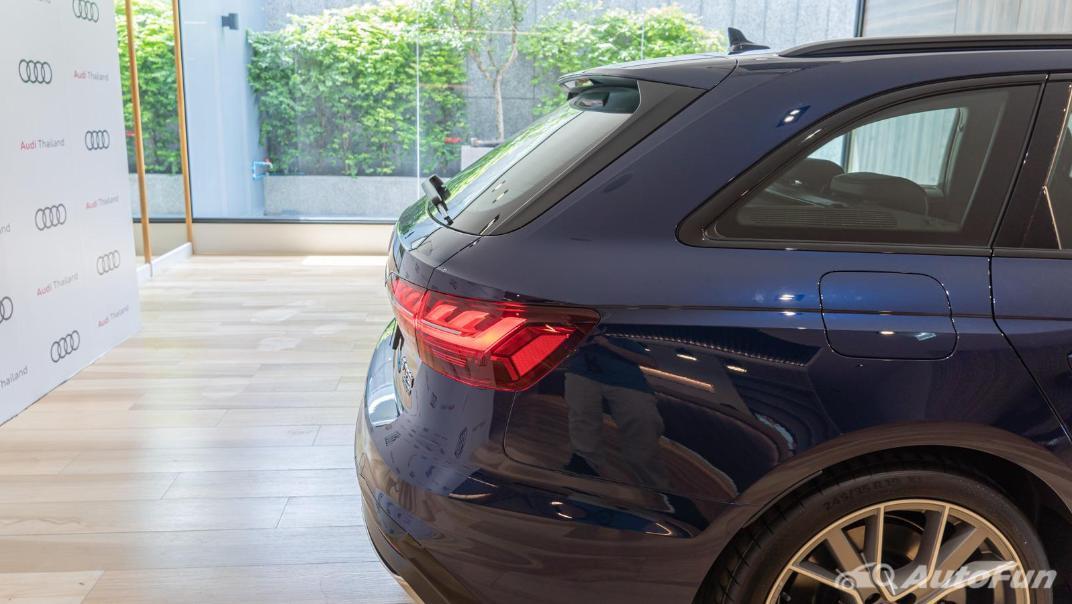 2020 Audi A4 Avant 2.0 45 TFSI Quattro S Line Black Edition Exterior 102