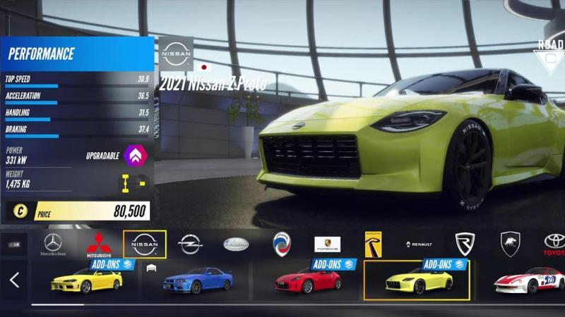 Nissan 400Z หลุดภาพแรงม้าจากในเกม Project Cars 3 พร้อมรบกับ Toyota Supra 02