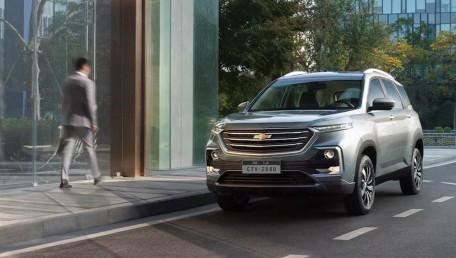 ราคา 2020 Chevrolet Captiva LS 1.5L 2WD รีวิวรถใหม่ โดยทีมงานนักข่าวสายยานยนต์ | AutoFun