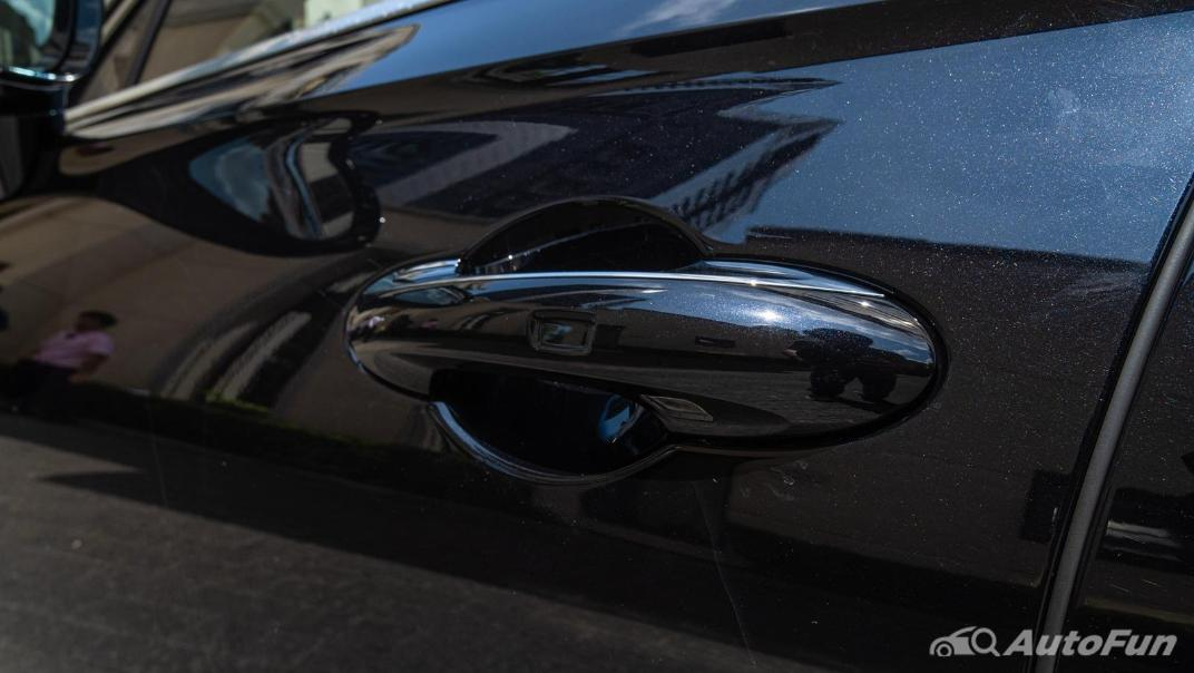 2020 Bentley Flying Spur 6.0L W12 Exterior 030