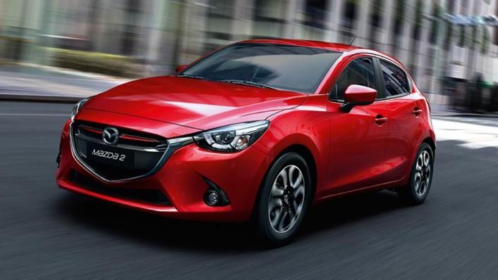 Mazda 2 Hatchback 2020 Exterior 001