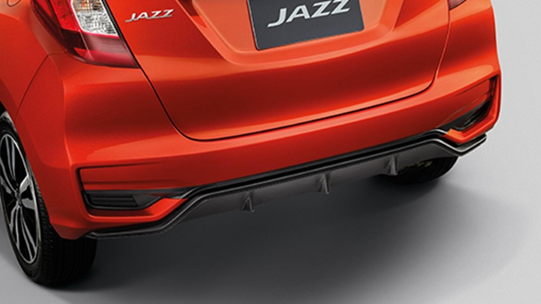 Honda Jazz 2020 Exterior 007