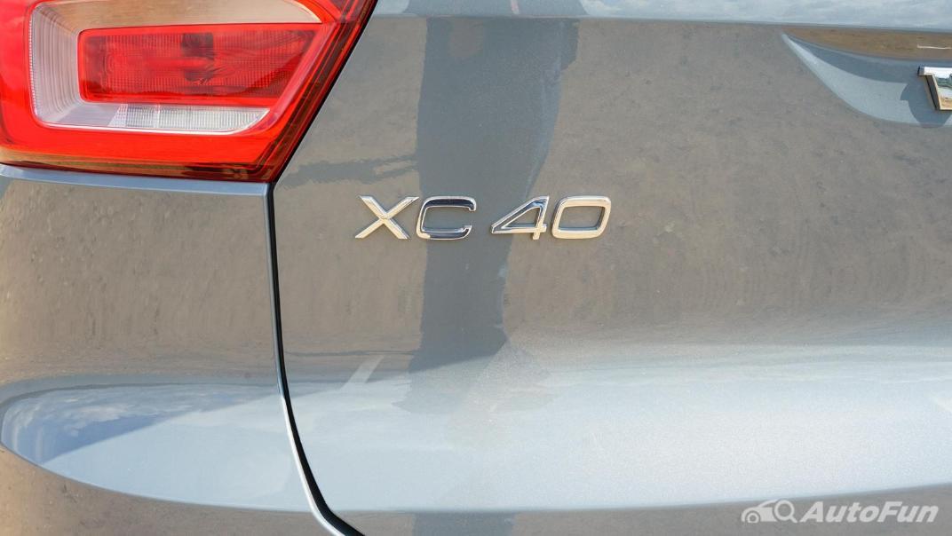 2020 Volvo XC 40 2.0 R-Design Exterior 028
