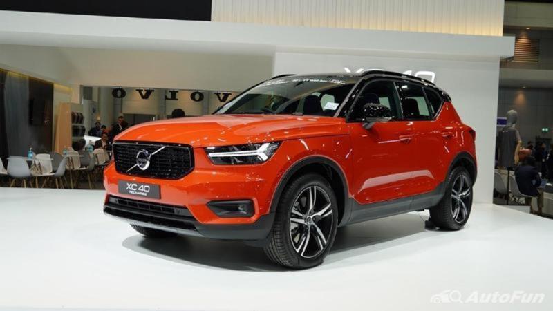 Volvo เตรียมเปิดตัวรถยนต์ไฟฟ้ารุ่นที่ 2 อาจมาในทรงแฮทช์แบ็คสานต่อ Volvo V40 02