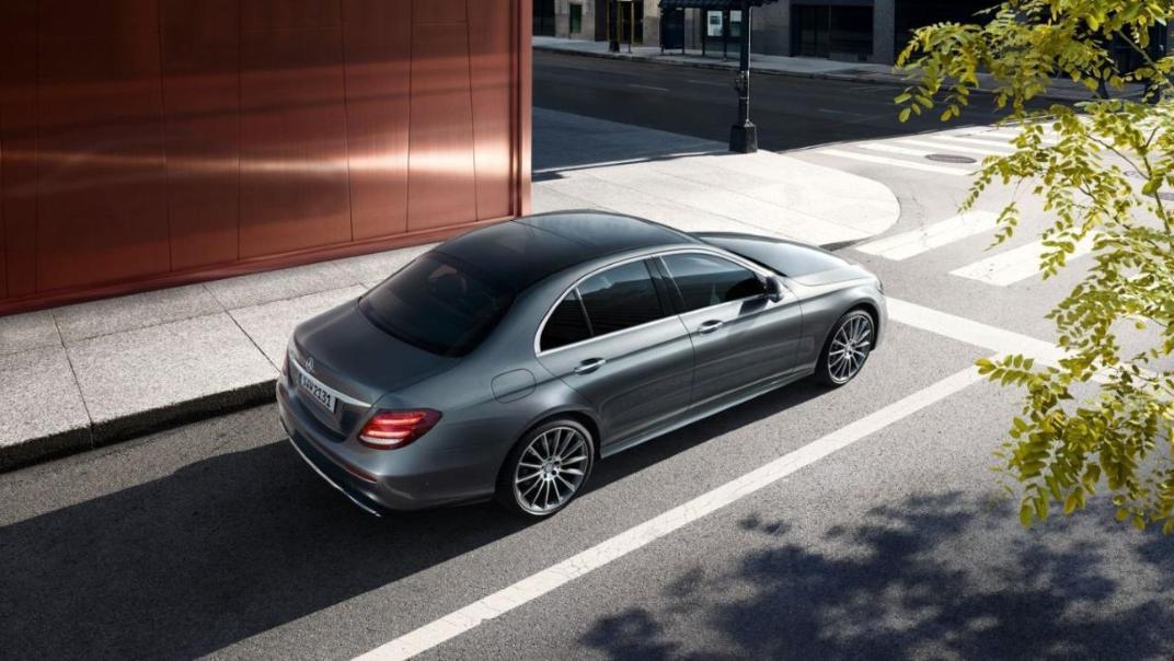 Mercedes-Benz E-Class Saloon 2020 Exterior 003