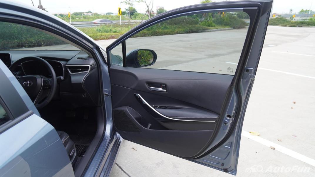 2021 Toyota Corolla Altis 1.8 Sport Interior 040