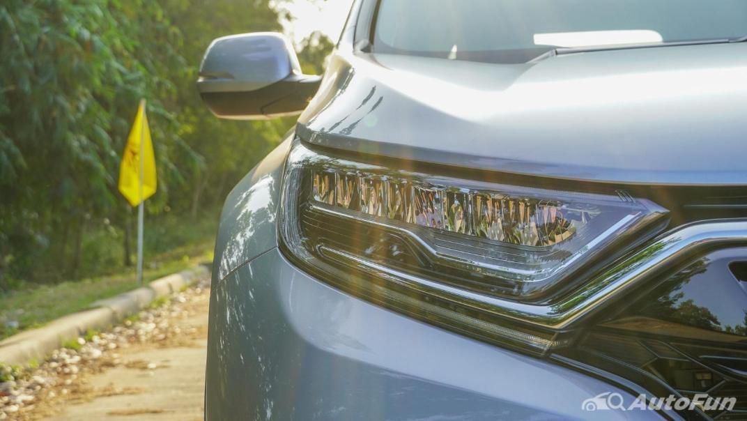 2020 1.6 Honda CR-V DT-EL 4WD Exterior 013