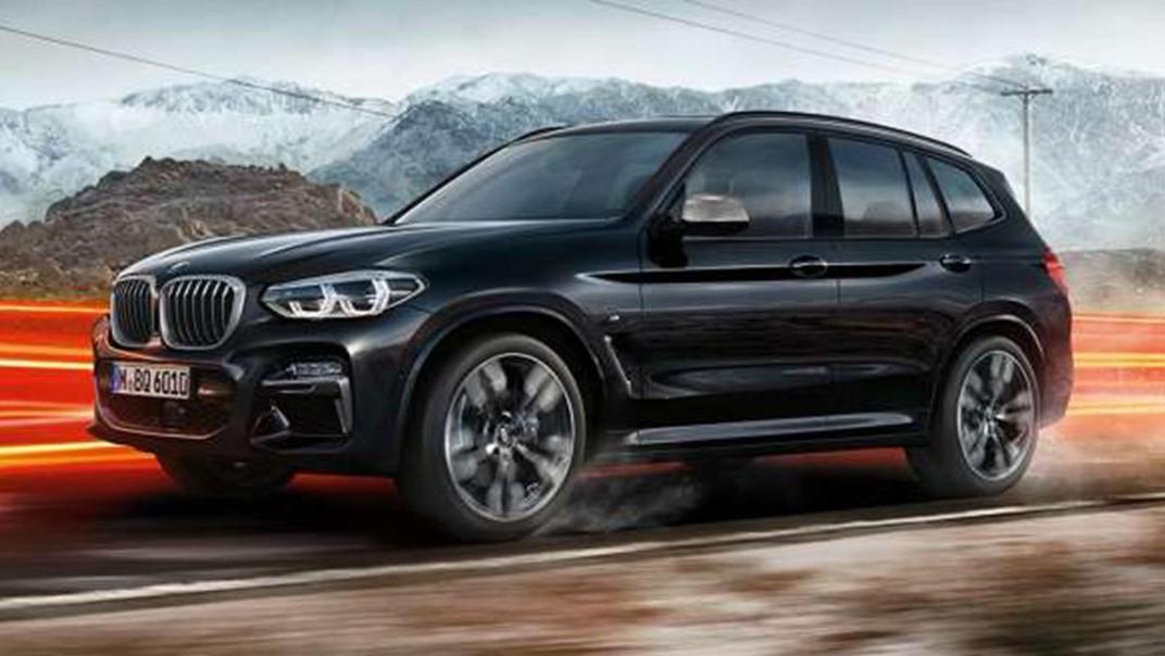 BMW X3-M 2020 Exterior 009