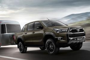 ลือหนัก! รถกระบะ Toyota HiLux พลังงานไฟฟ้าอาจอยู่ระหว่างการพัฒนา