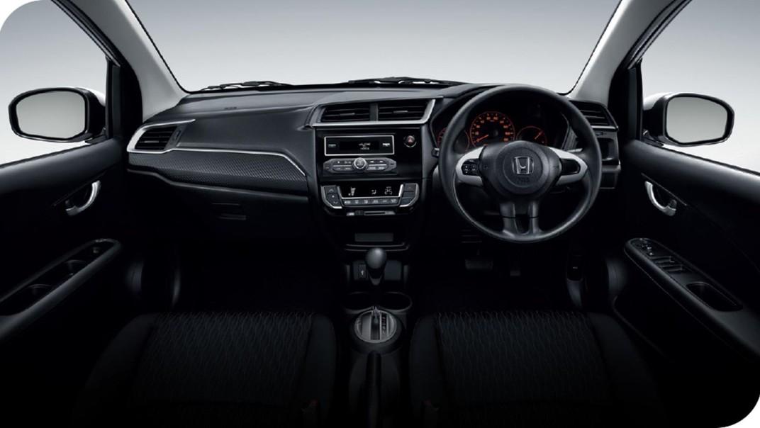 Honda Brio-Amaze 2020 Interior 002