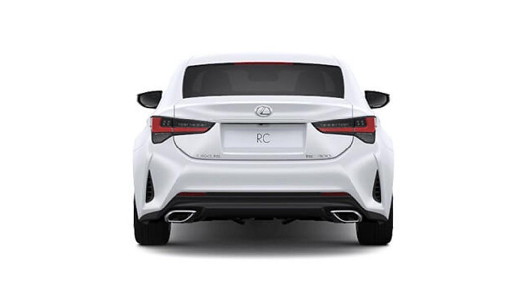 Lexus RC 2020 Exterior 014