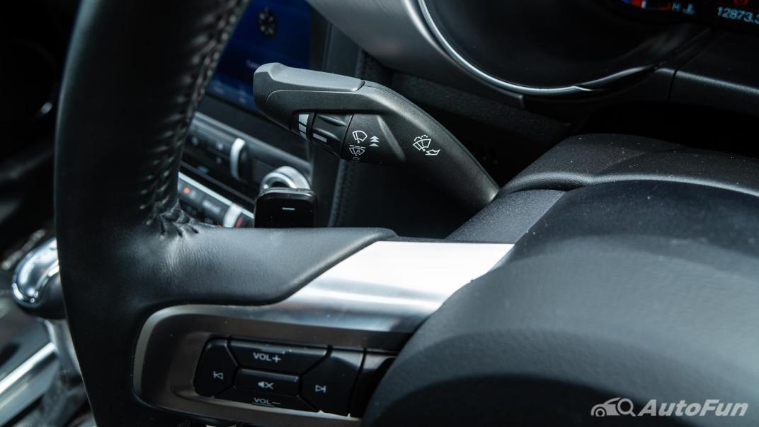 2020 Ford Mustang 5.0L GT Interior 008