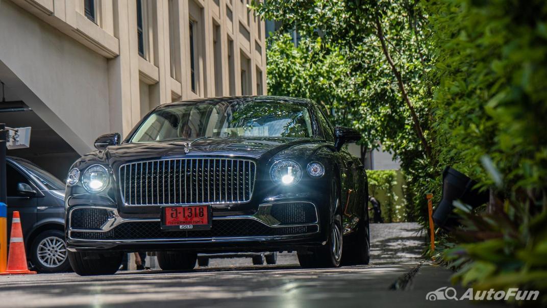 2020 Bentley Flying Spur 6.0L W12 Exterior 069