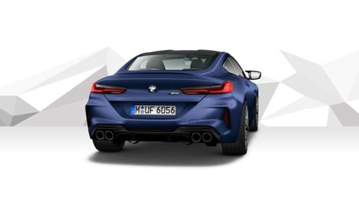 BMW M8 2020 Exterior 007