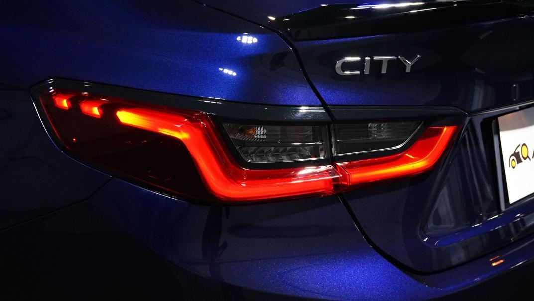 2021 Honda City e:HEV RS Exterior 080