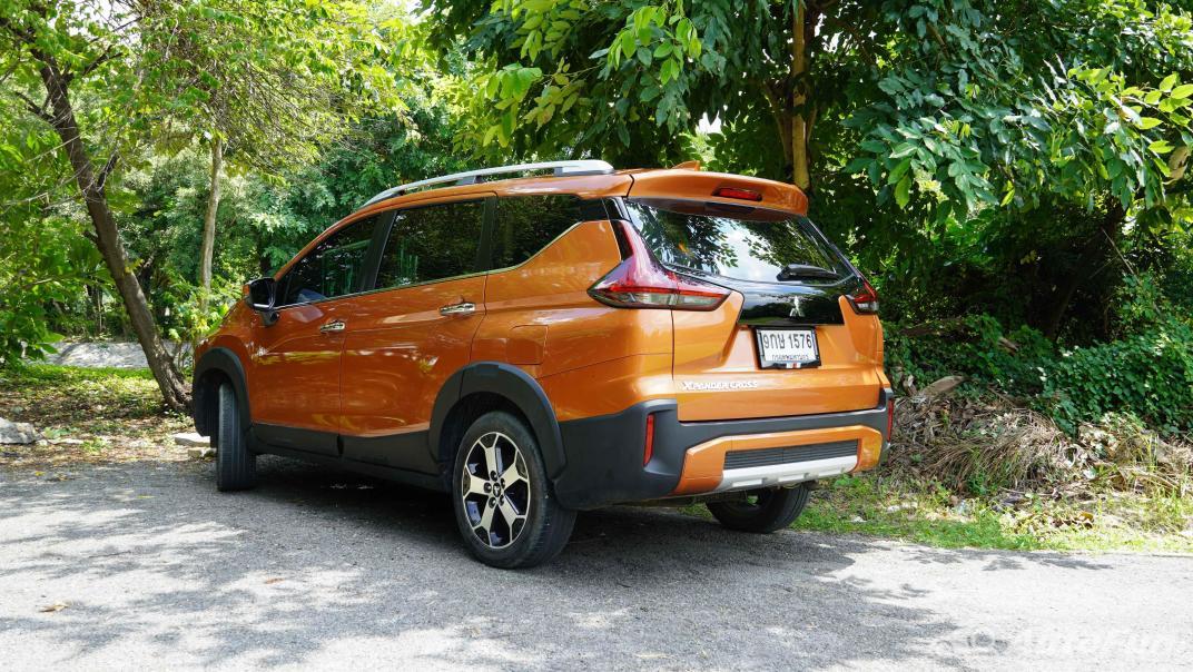 2020 Mitsubishi Xpander 1.5 Cross AT Exterior 012