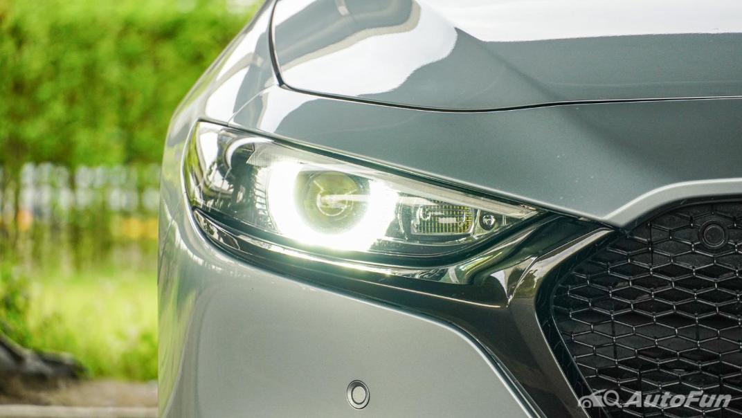 2020 Mazda 3 Fastback 2.0 SP Sports Exterior 013