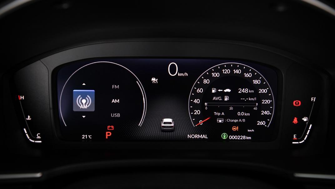 2022 Honda Civic RS Interior 029