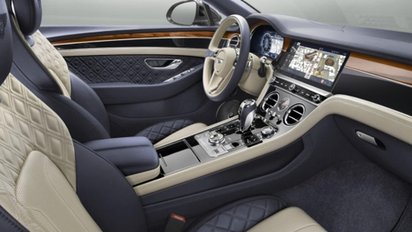 Bentley Continental-GT Public 2020 Interior 004