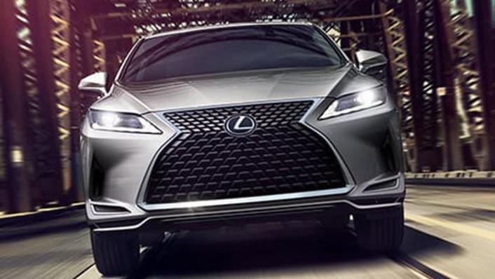 Lexus RX 2020 Exterior 004