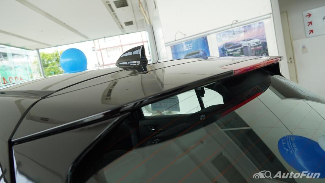 2021 Honda City Hatchback e:HEV RS Exterior 060