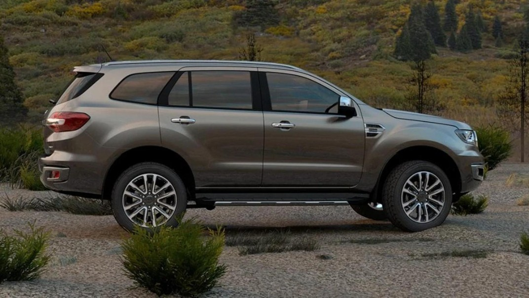 Ford Everest 2020 Exterior 006
