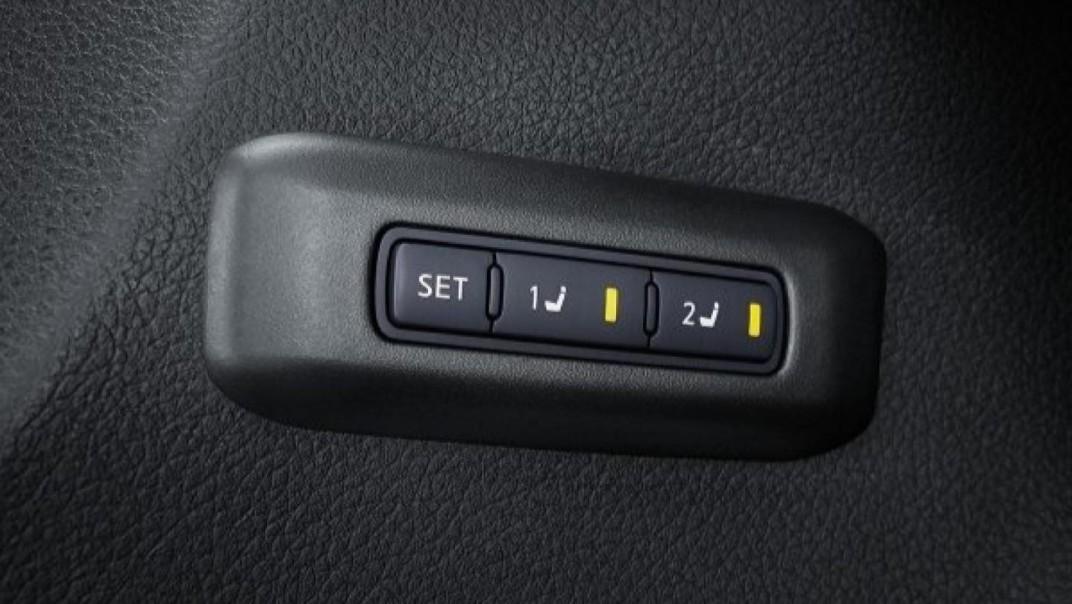 Nissan Teana Public 2020 Interior 007