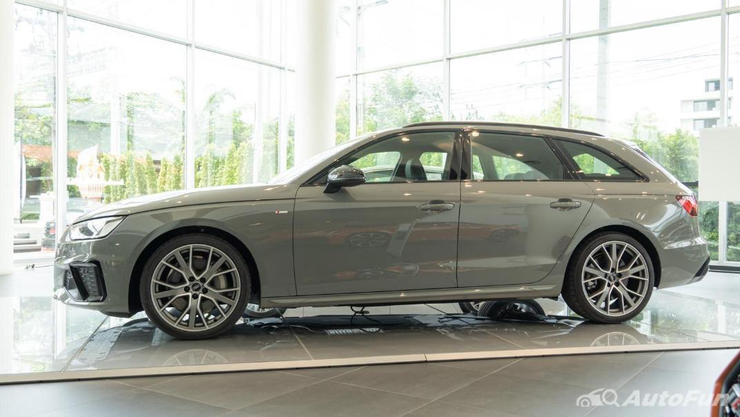 2020 Audi A4 Avant 2.0 45 TFSI Quattro S Line Black Edition Exterior 064