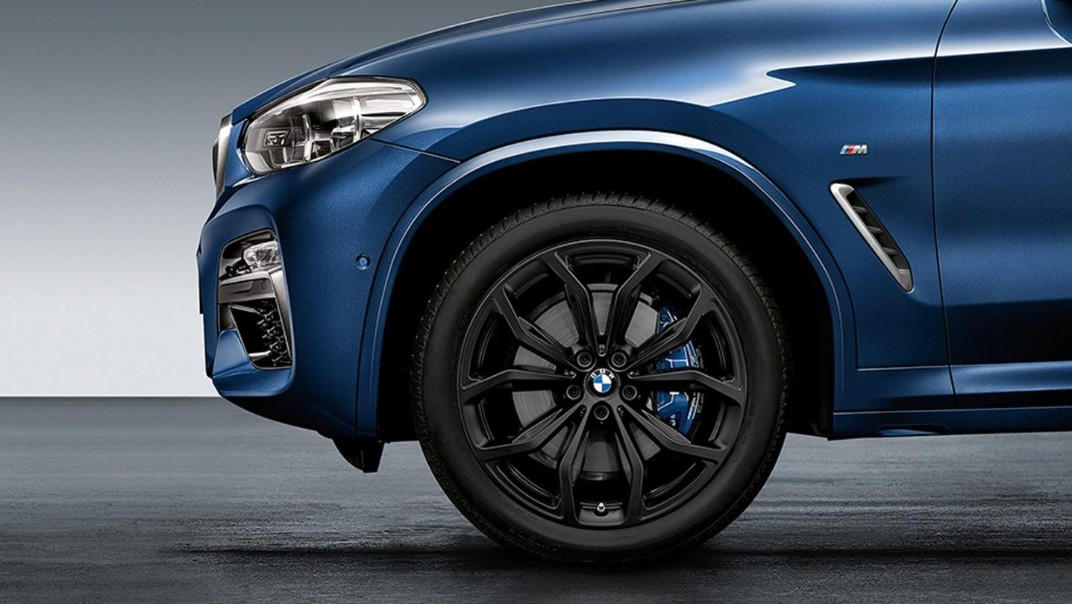 BMW X3 2020 Exterior 005