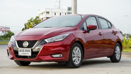 2021 Nissan Almera 1.0 Turbo VL CVT ราคารถ, รีวิว, สเปค, รูปภาพรถในประเทศไทย   AutoFun