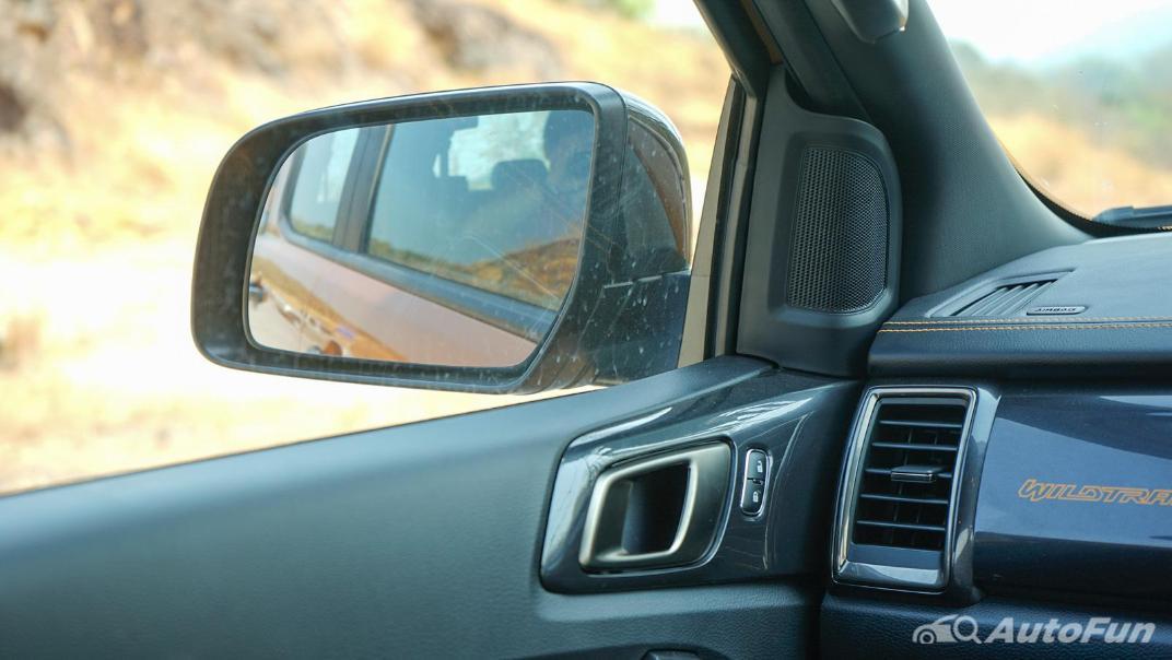2020 Ford Ranger Double Cab 2.0L Turbo Wildtrak Hi-Rider 10AT Interior 017