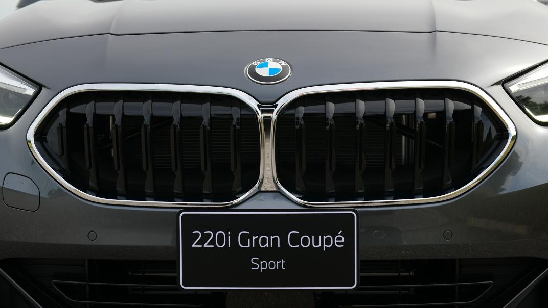 2021 BMW 2 Series Gran Coupe 220i Sport Exterior 026