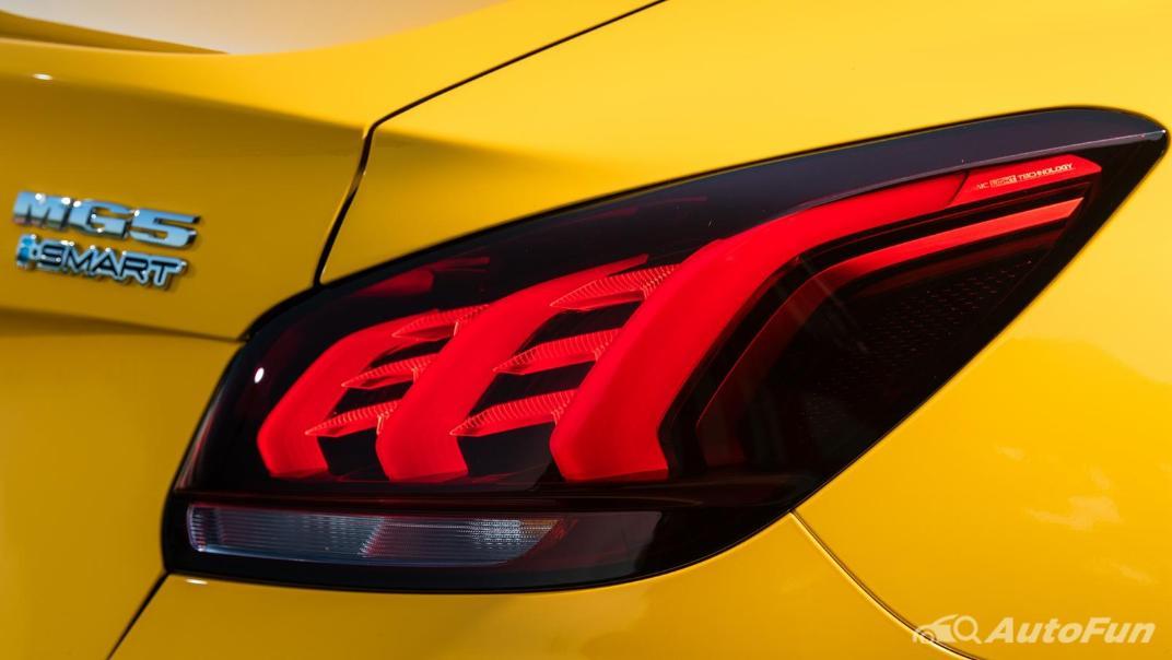 2021 MG 5 Upcoming Version Exterior 030