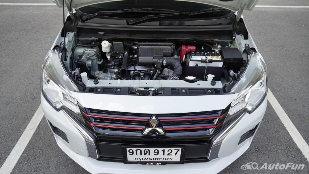 2020 Mitsubishi Attrage 1.2 GLS-LTD CVT Others 001