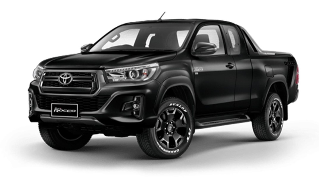 Toyota Hilux Revo Smart Cab 2020 Others 008