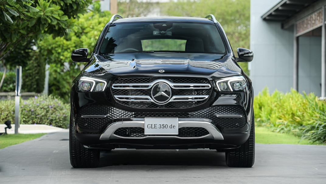 2021 Mercedes-Benz GLE-Class 350 de 4MATIC Exclusive Exterior 024