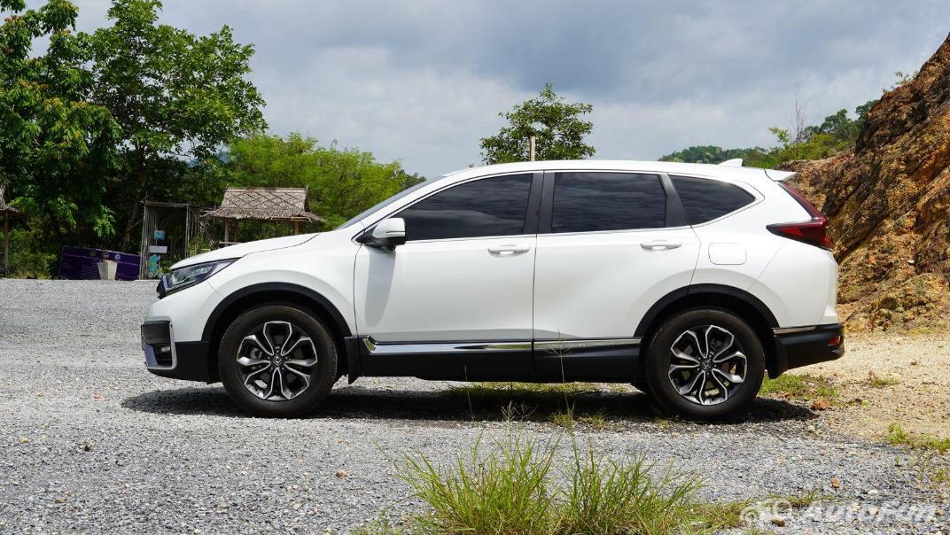 2020 Honda CR-V 2.4 ES 4WD Exterior 008