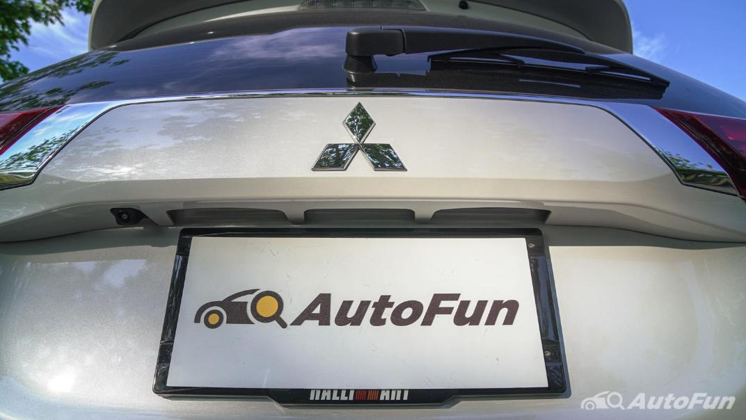 2021 Mitsubishi Outlander PHEV GT-Premium Exterior 014