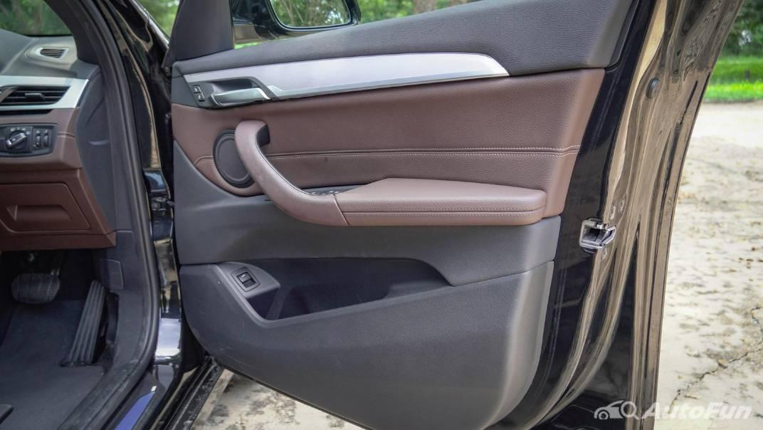 2021 BMW X1 2.0 sDrive20d M Sport Interior 039