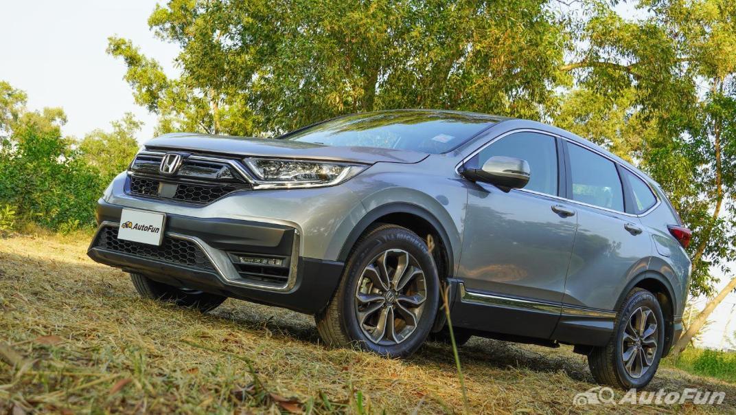 2020 1.6 Honda CR-V DT-EL 4WD Exterior 036