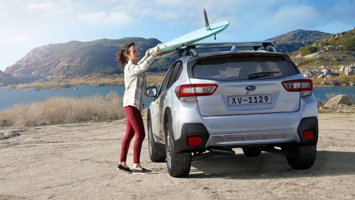 Subaru XV Public 2020 Exterior 009