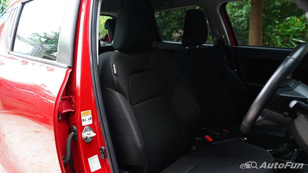 2020 Suzuki Swift 1.2 GL CVT Interior 005