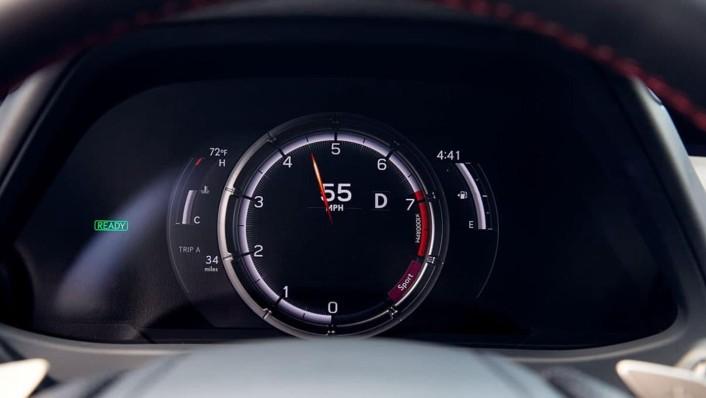 Lexus UX 2020 Interior 004