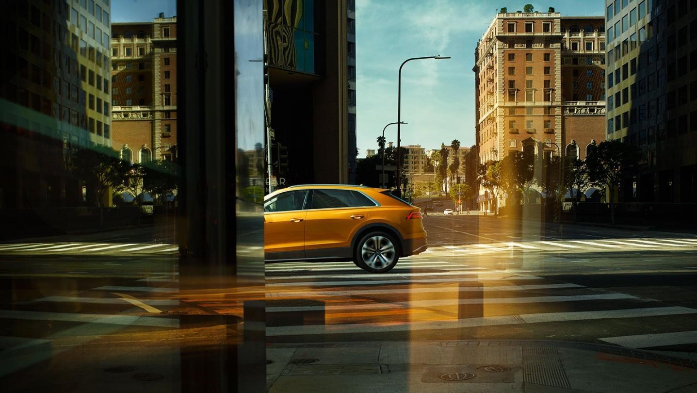 Audi Q8 2020 Exterior 009