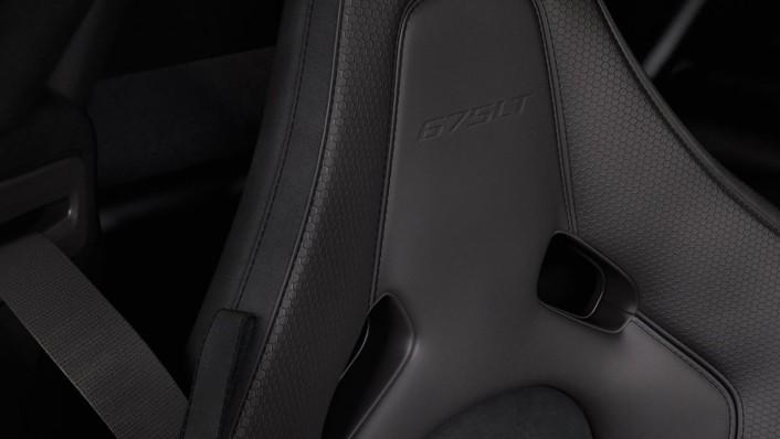 McLaren 675LT 2020 Interior 003