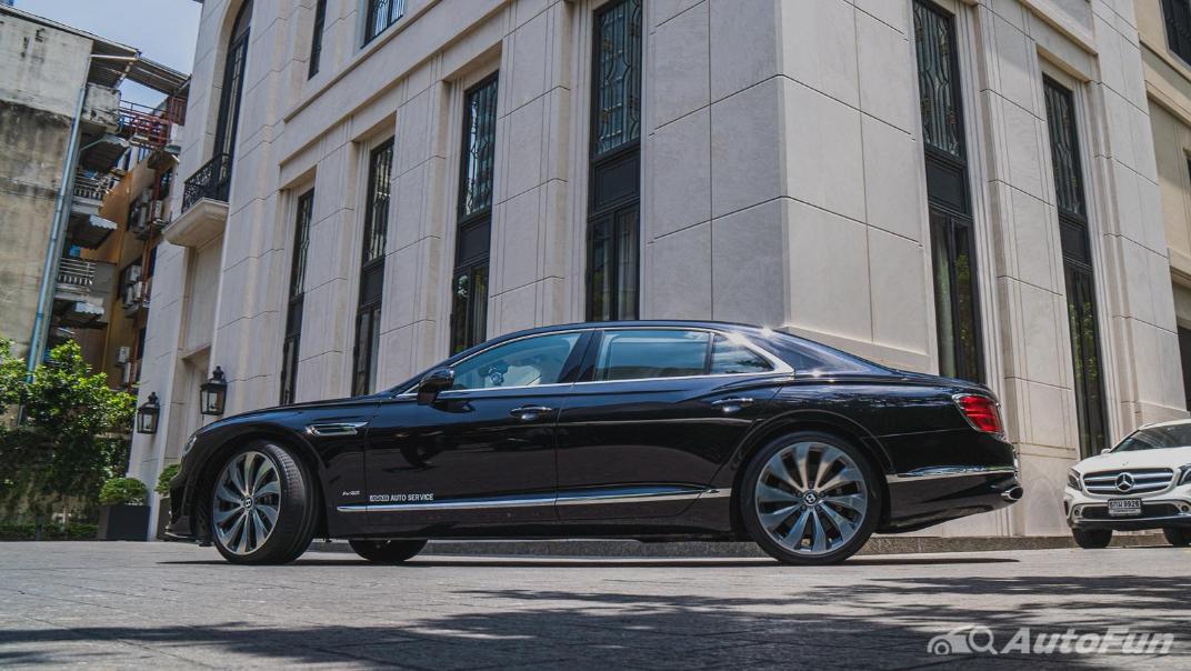 2020 Bentley Flying Spur 6.0L W12 Exterior 064
