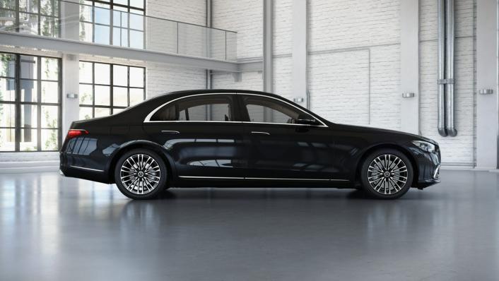 2021 Mercedes-Benz S-Class S 350 d Exclusive Exterior 004